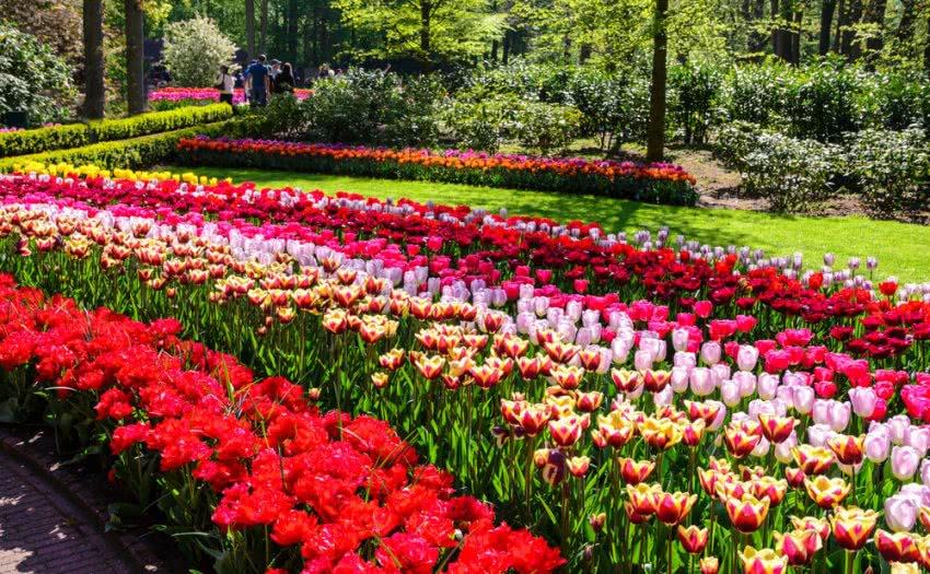 Floriade Exposition  d'horticulture