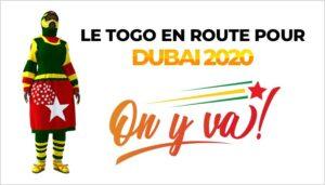 Le Togo en route pour l'exposition universelle Dubaï 2020